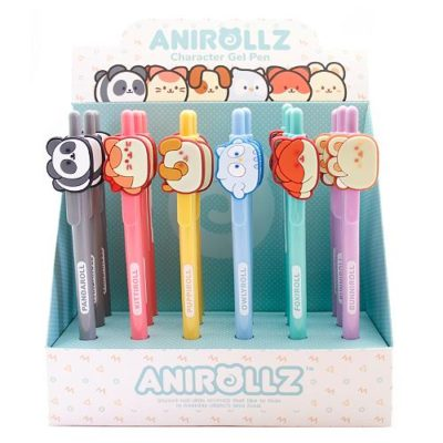 AniRollz Gel Pen Box