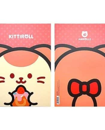 Kittiroll Wirebound Notebook