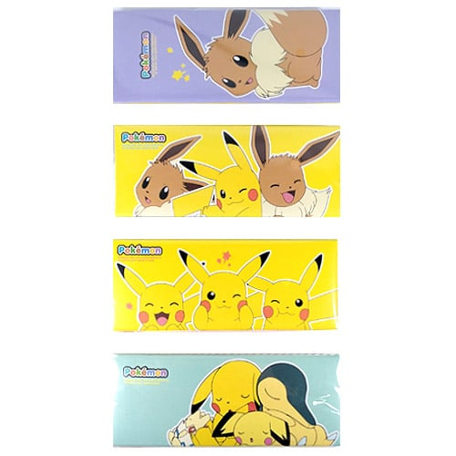 Pokemon Classic Pencil Case Pose 1