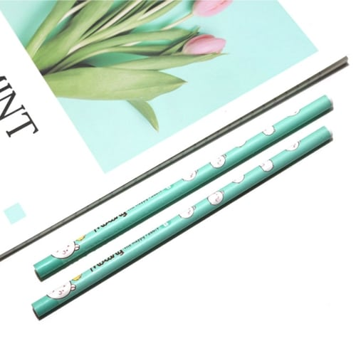 Molang Pencil Set Green