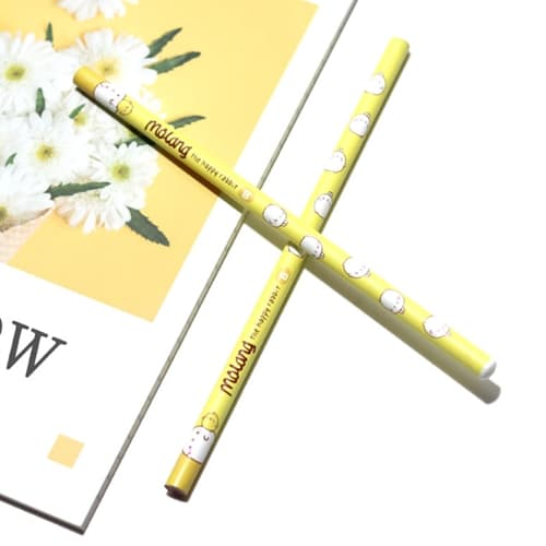 Molang Pencil Set Yellow