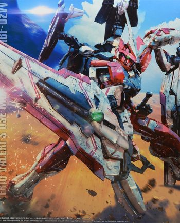 Master Grade Gundam Astray Turn Red Box