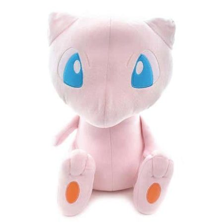 Pokemon: Mew Plushie Front