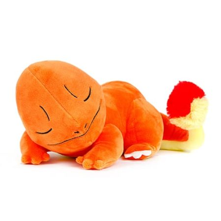 Sleeping Charmander Plushie Front