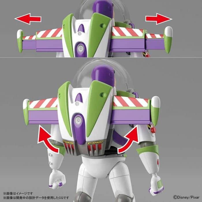 Cinema-Rise Standard Buzz Lightyear Pose 6