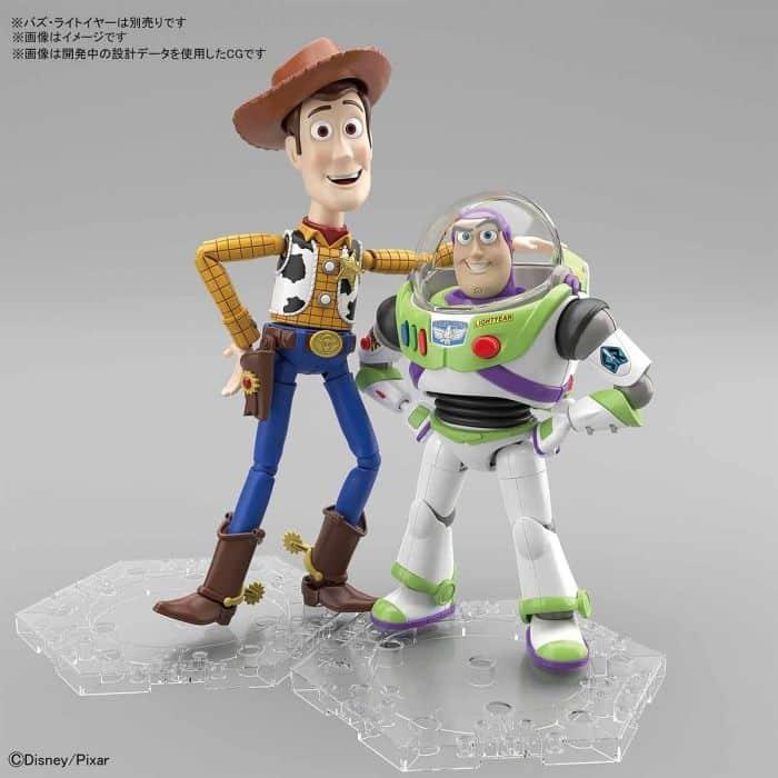 Cinema-Rise Standard Woody Pose 8