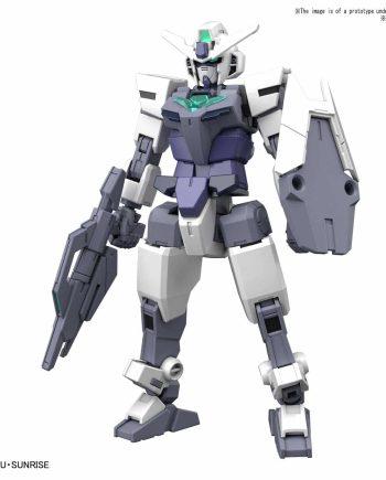 Core Gundam G3 Colors and Veetwo Unit Pose 1