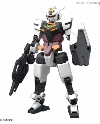 Core Gundam Real Type Color and Marsfour Unit Pose 1