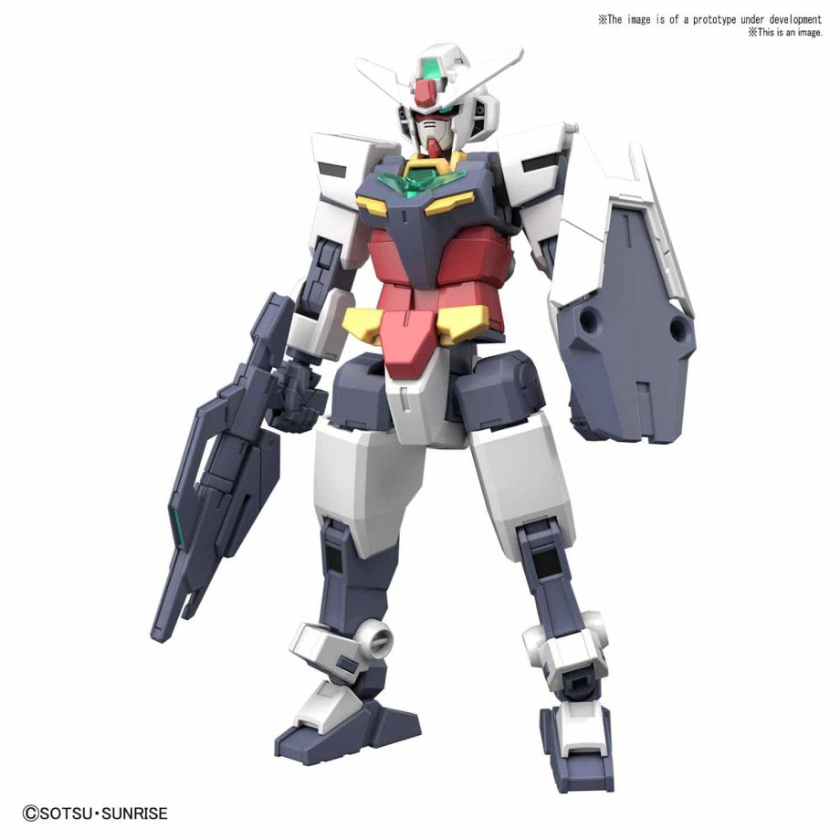 Earthree Gundam Pose 3