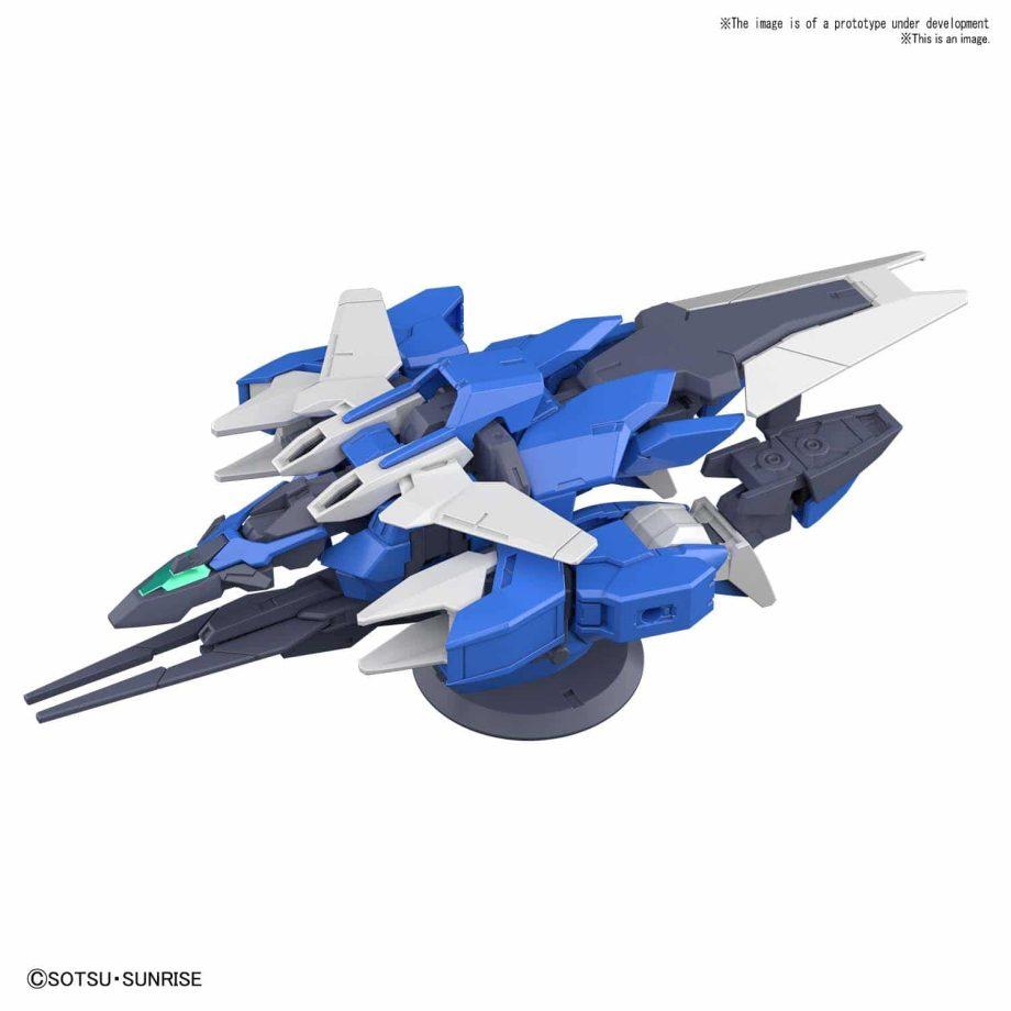 Earthree Gundam Pose 4