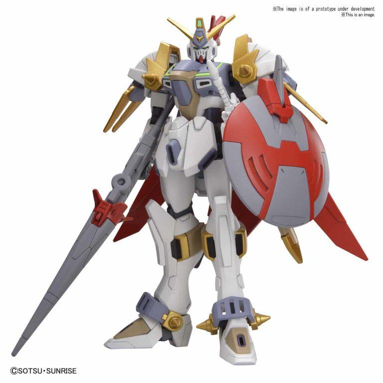 Gundam Justice Knight Pose 1