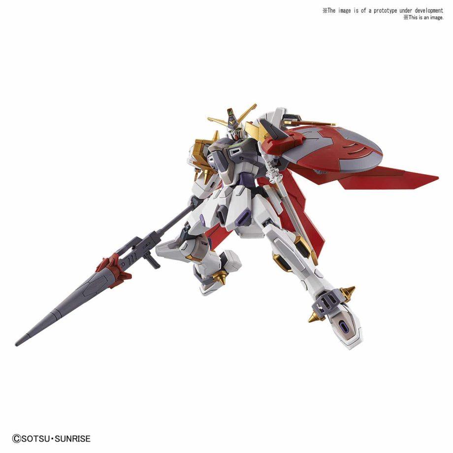 Gundam Justice Knight Pose 2