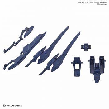 High Grade Marsfour Weapons Pose 1