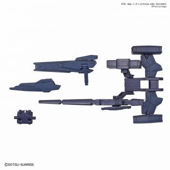 High Grade Veetwo Weapons Pose 1