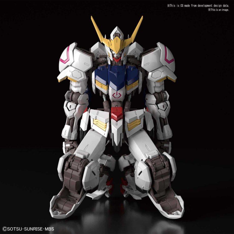 Master Grade Gundam Barbatos Pose 4
