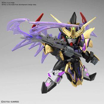Xu Huang Gundam Deathscythe Pose 1