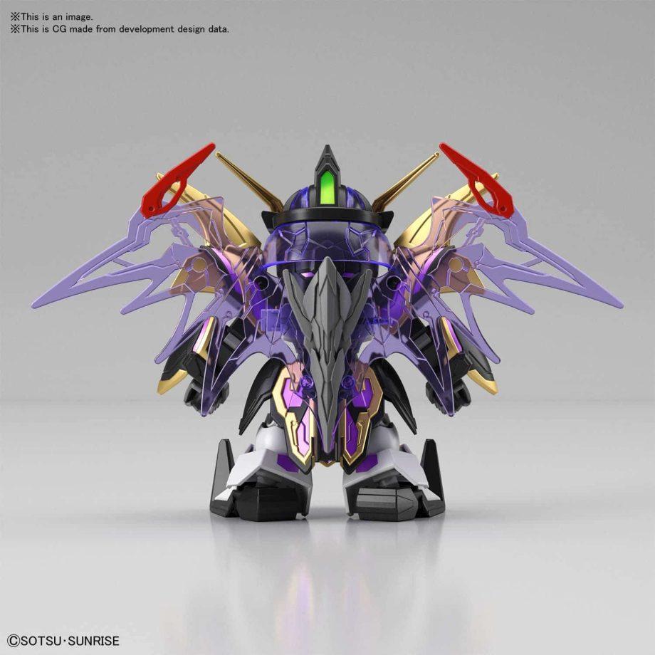 Xu Huang Gundam Deathscythe Pose 3
