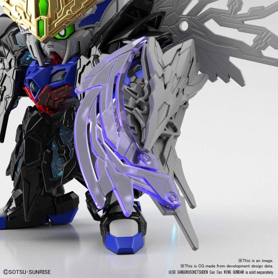 Xu Huang Gundam Deathscythe Pose 5