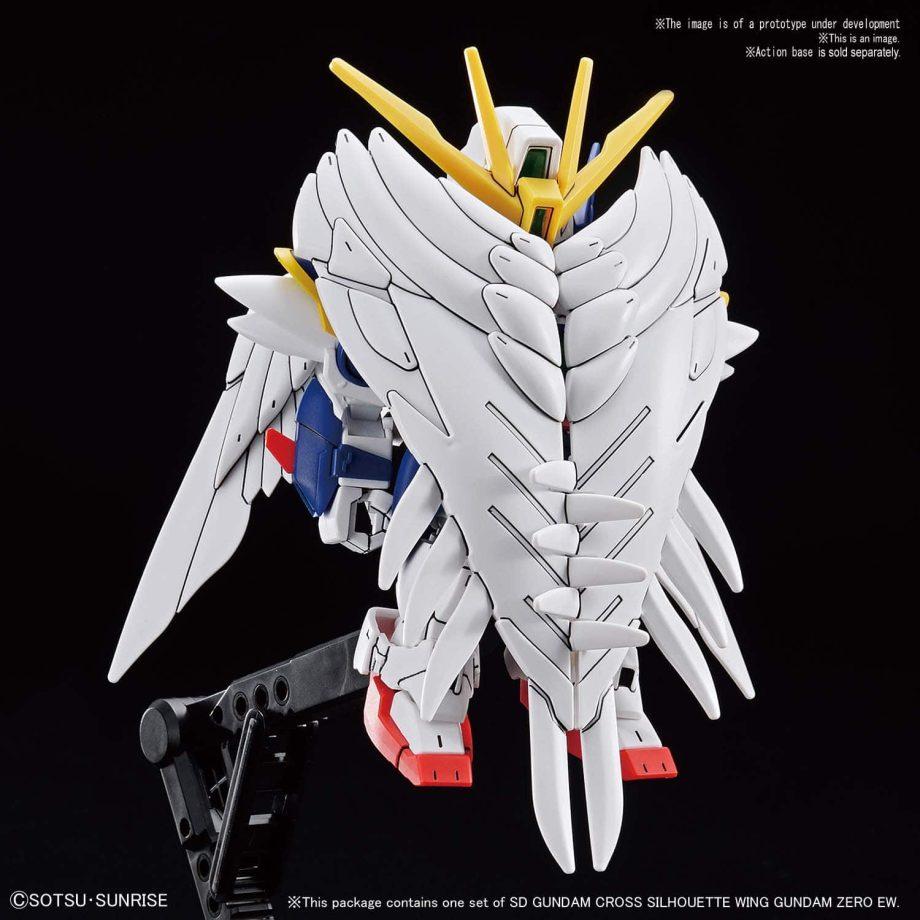 SDGCS Wing Gundam Zero EW Pose 4