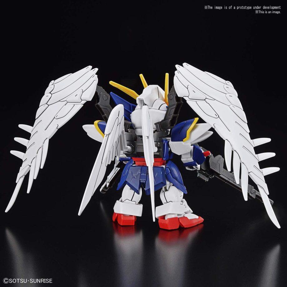 SDGCS Wing Gundam Zero EW Pose 5