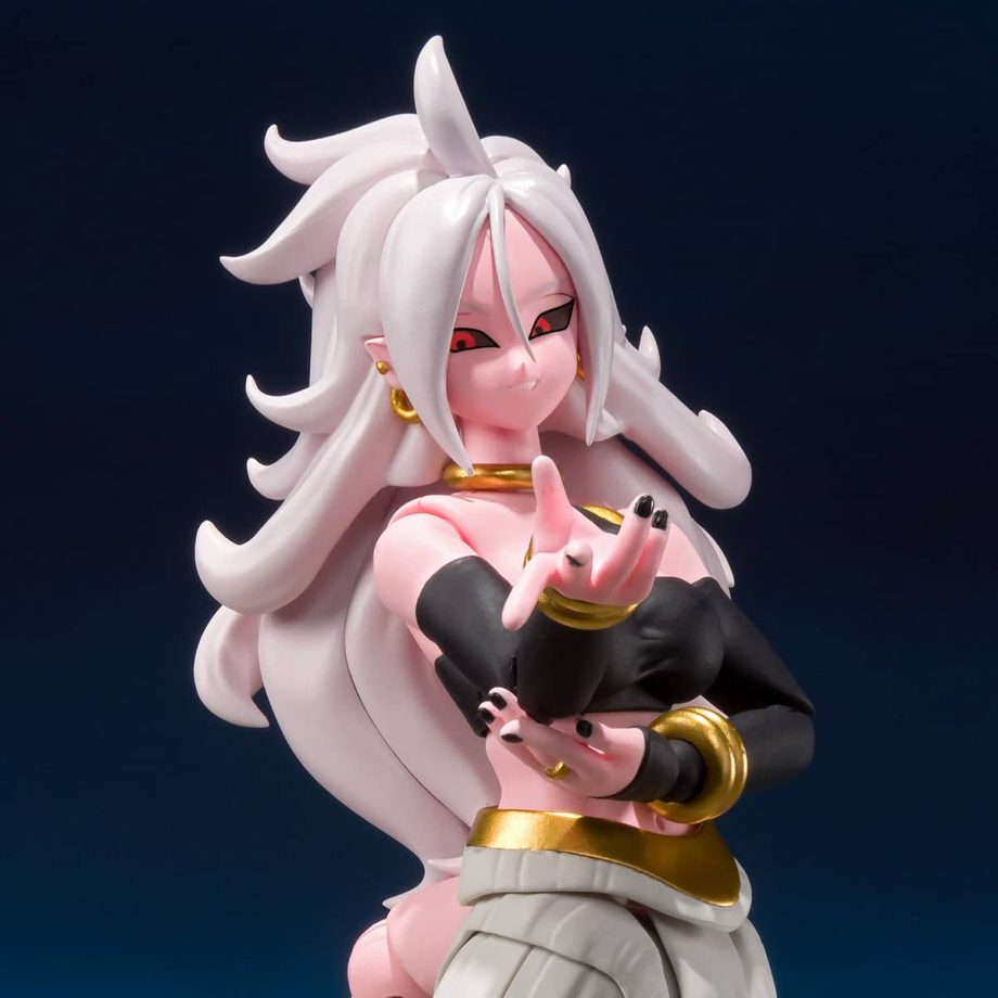 Dragon Ball FighterZ Android 21 SH Figuarts Pose 3