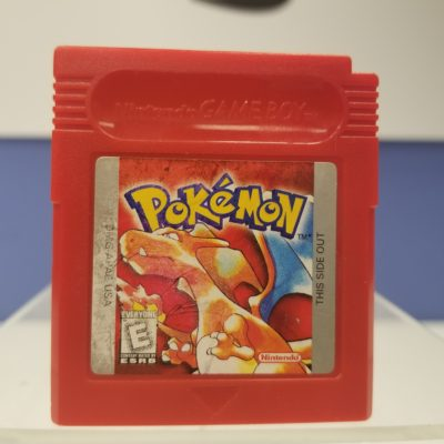 Pokemon Red Front