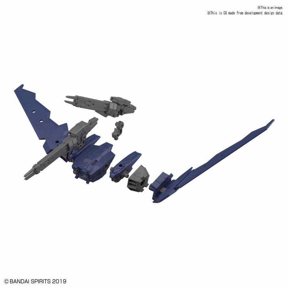 Alto Flight Type Navy Pose 4