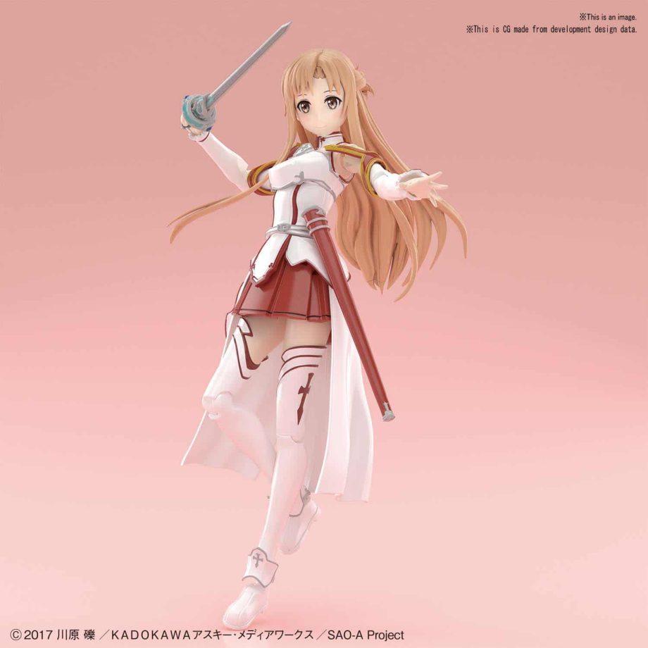 Asuna Figure Rise Standard Cover