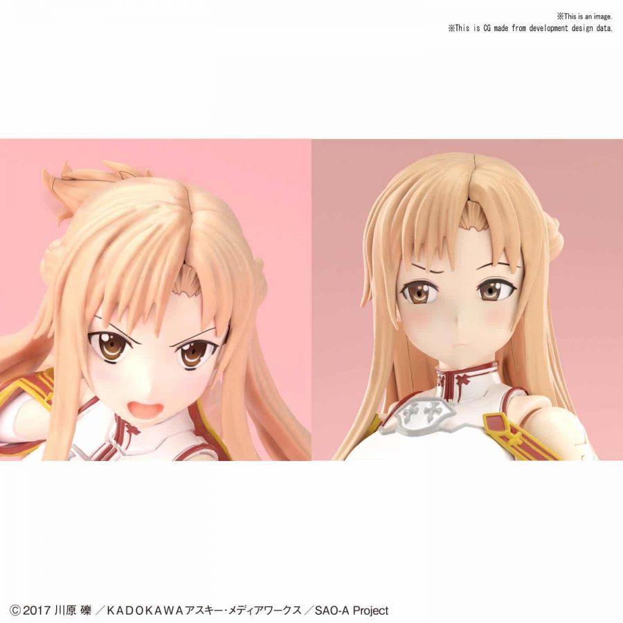 Asuna Figure Rise Standard Pose 2