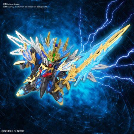 Tien Ba Cao Cao Wing Gundam Cover