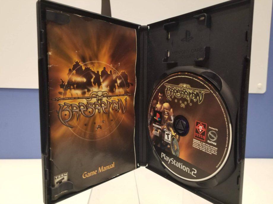 Barbarian Disc