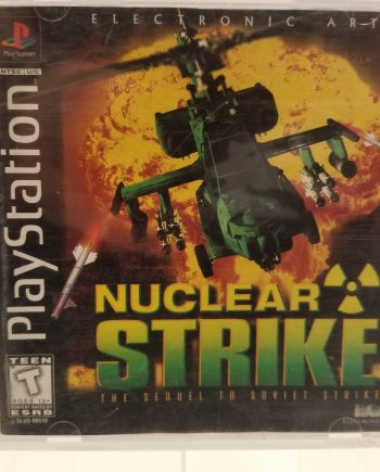 Nuclear Strike Front