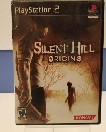 Silent Hill Origins Front