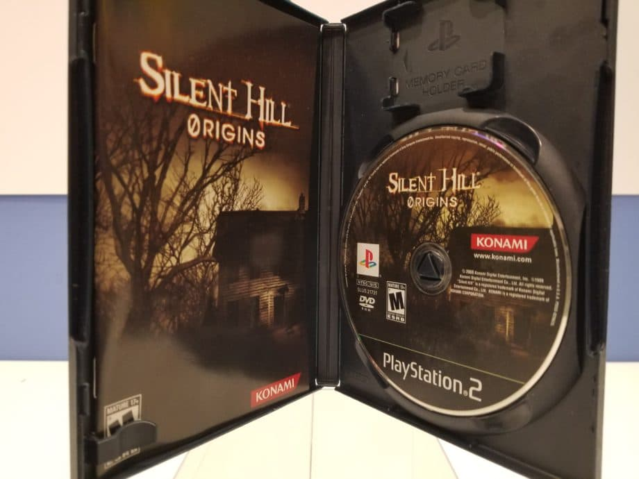 Silent Hill Origins Disc