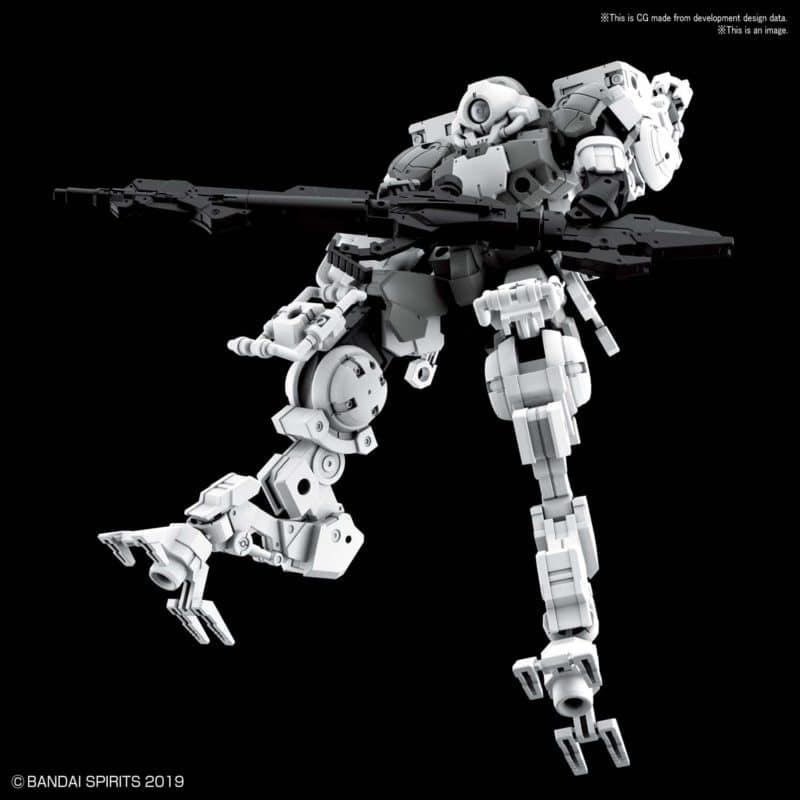 Portanova Space Type Gray Pose 1