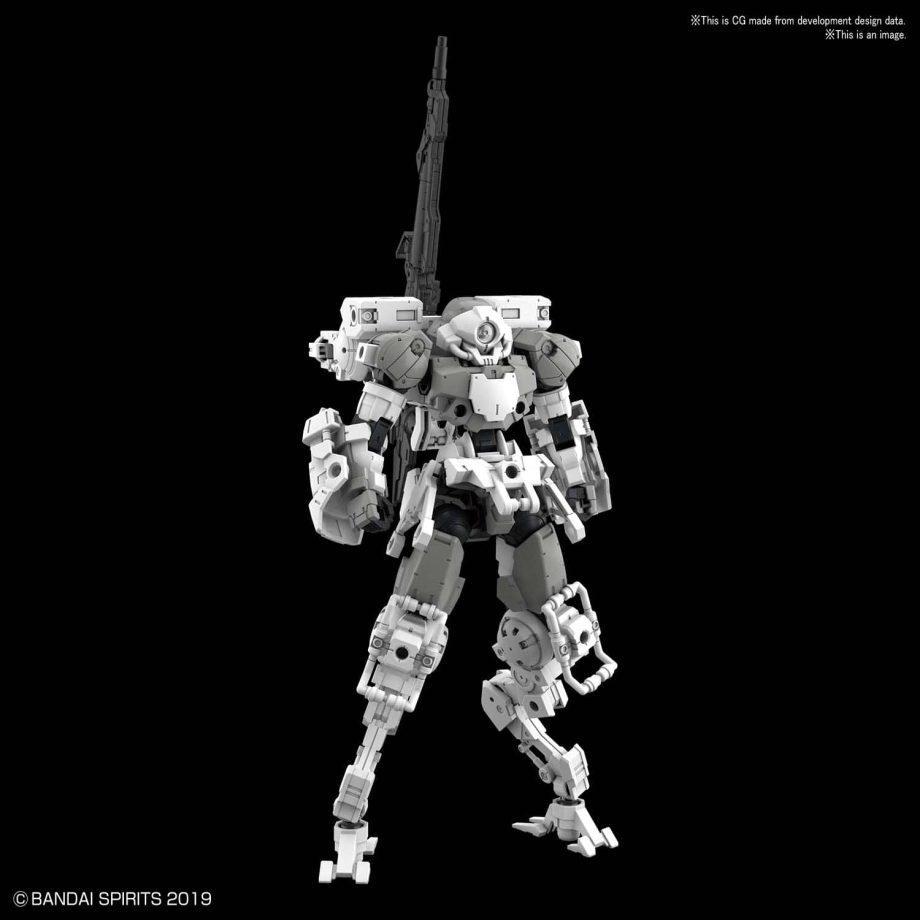 Portanova Space Type Gray Pose 2