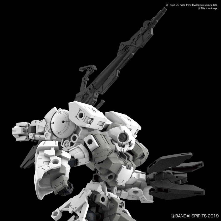 Portanova Space Type Gray Pose 4