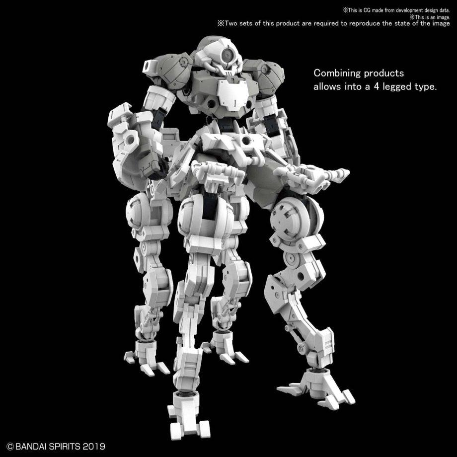 Portanova Space Type Gray Pose 5