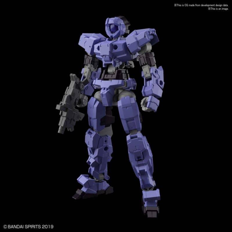 eEXM-17 Alto Purple Pose 1