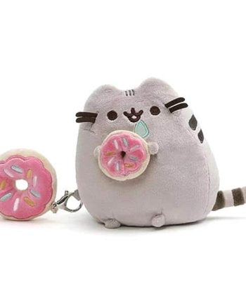 Pusheen With Donut Plush