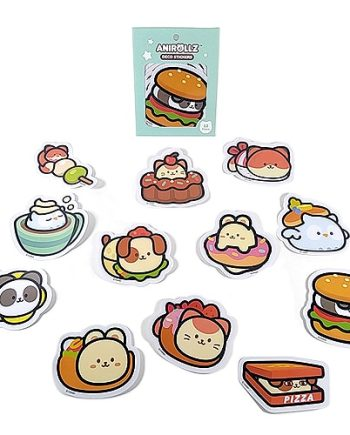 AniRollz Assorted Stickers Set