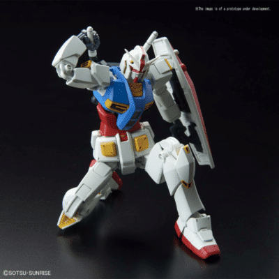 G40 1/144 High Grade RX-78-2 Industrial Design Version Pose 1