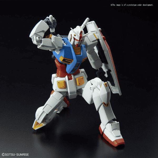 G40 1/144 High Grade RX-78-2 Industrial Design Version Pose 1
