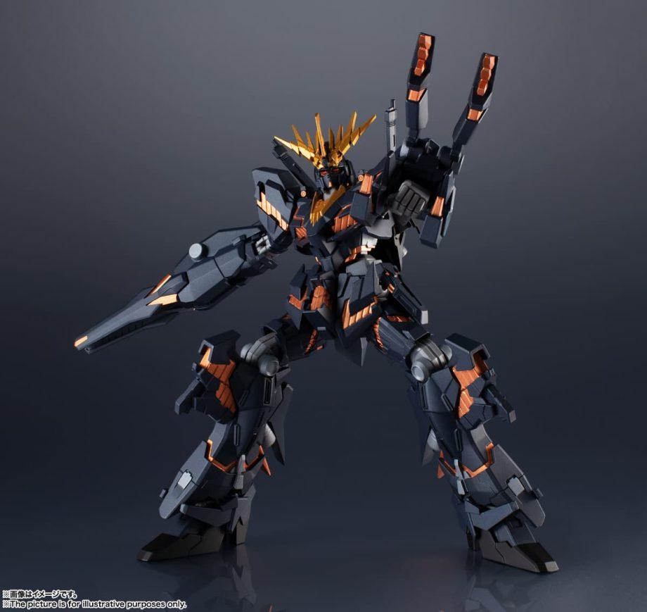 Gundam Universe RX-0 Unicorn Gundam 02 Banshee Pose 3