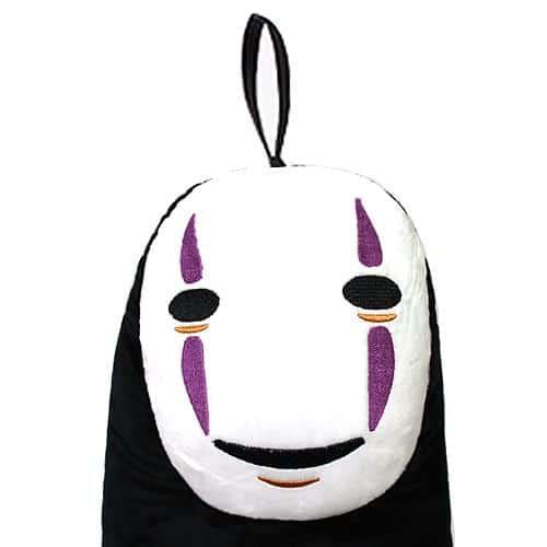 Spirited Away: No Face Plush Pose 3
