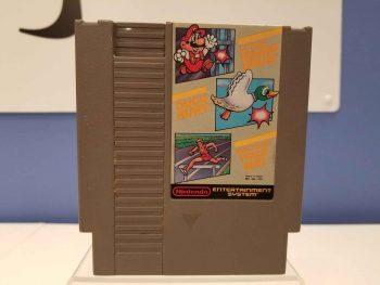 Super Mario Bro-Duck Hunt-World Class Track Meet