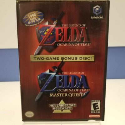 The Legend of Zelda - Ocarina of Time Master Quest