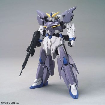 High Grade Gundam Tertium Pose 1