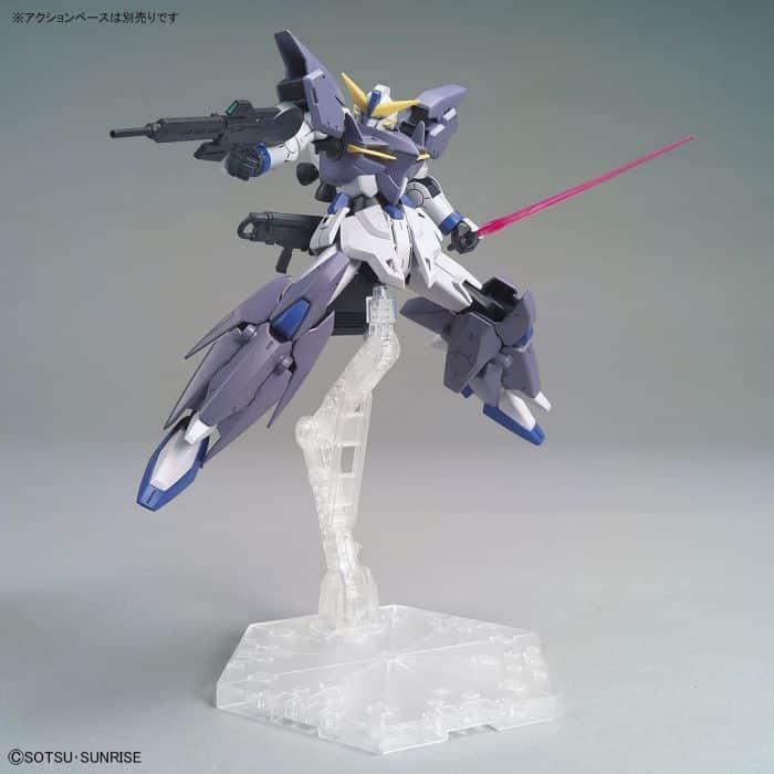 High Grade Gundam Tertium Pose 4