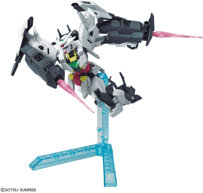 High Grade Jupitive Gundam Pose 2